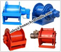Sell compact Hydraulic Winch