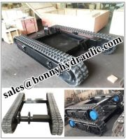 Sell Rubber Track Undercarriage