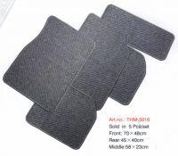 Automobile floor mat