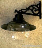 12W.Solar garden light