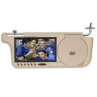 Sell 7 Inch Sun Visor monitor with DVD player