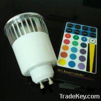 Sell 5W RGB GU10 LED Spot Light