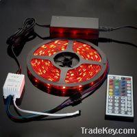 Sell 12V/24V SMD5050 30LEDs/M RGB Flexible LED Strip Light