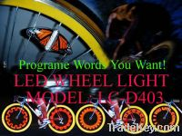 Sell LED Bike wheel Light, electric bicycle wheel lights