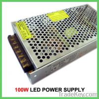 Sell 12V 8.3A 100W LED Power Supplier