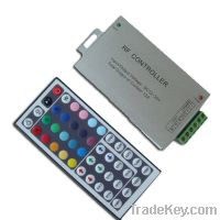 Sell RGB LED Controller with 44keys IR Remote