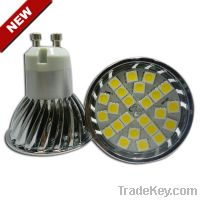 Sell 24pcs SMD5050 3.5W Dimmable LED Spotlight GU10