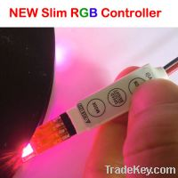 Sell 12V/12A/144W Smallest RGB Controller with Femal DC Connector
