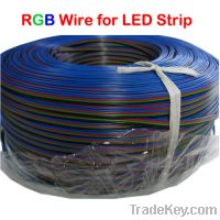 Sell RGB Cable Wire for leading RGB Strip Light