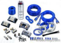 Sell Car Amplifier wiring kits