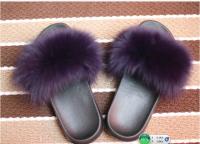 arge Size 36-41 Hot Women Slippers Fashion Spring Summer Autumn Plush Slippers Women Faux Fur Slides Flip Flops Flat Shoes
