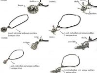 Sell Necklace, Alloy Jewelry, Fashion Jewelry