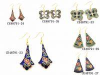 Sell Earring, Enamel Earring, Jewelry