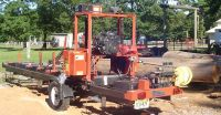 For Sale - 2004 Timberking B-20 Portable Sawmill - 600 HRS