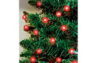 120 Low Voltage Red Berry Lights,christmas lights