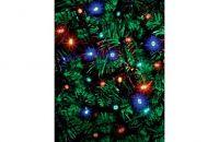 80 Multi-coloured Multi-function LED Lights,christmas lights