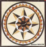 Sell Stone Medallion Inlay Waterjet - MA13K