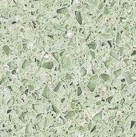 Light Green Quartz Stone Slab Kitchen Countertop Floor Tile - YQ0942