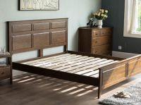 White Oak Double Bed
