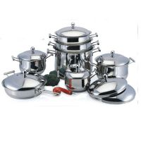 Sell stainless steel cookware