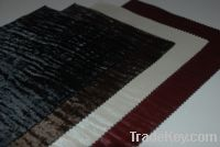 Sell PVC Leather (PU leather, Artificial leather, Synthetic Leather)