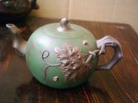 Sell red porcelain pot