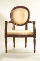 Sell French Style Carved Armchair