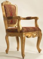 Sell Louis XV Rose Armchair
