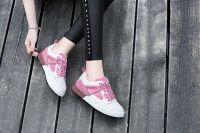 8952-Custom White Sneaker Manufacturer Sneaker Women Running Sport Shoe