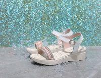 8823 Summer Autumn women high heel wedge shoes, ladies sandals peep toe sexy platform shoes