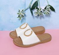 9012 New design summer flat sandals for women and ladies sandals