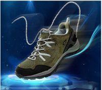 Xiangguan-27559 Leather + Man-made hot sell hiker walking outdoor shoes