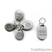RFID ABS Keychain with Chip and Coil Antenna