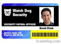 Sell Portrait staff  ID card used in time attendance and acess control