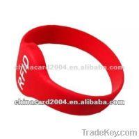 proximity silicon wristband /rfid silicon wristband