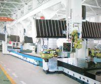 Metalworking Miller, Program control fixed-beam planner miller, grinder