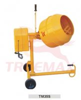 Sell Portable Concrete Mixer TMM35S