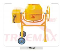 Sell Portable Concrete Mixer TMM35Y