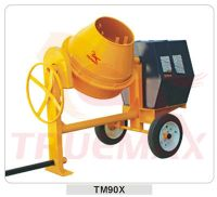 Sell Portable Concrete Mixer TMM90X