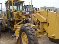 Sell used  CAT 140H grader