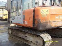 Sell Used Hitachi Excavator