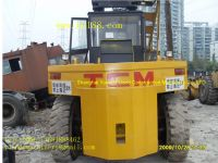 sell used TCM 25 ton forklift truck