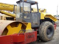 Sell used Dynapac road roller CA25