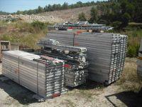 Sell used Layher modular scaffolding