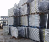 Sell used type H scaffolding