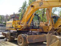 Sell used wheeled excavator JCB 175