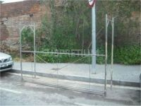 Sell 1.000 m2 used scaffolding