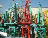 Sell used Tower Crane Metalbo 5010