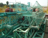 Sell used Tower crane Metalbo 6015