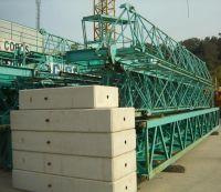 Sell tower crane Metalbo 4511 (used)